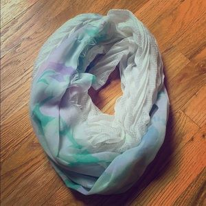 Infinity scarf (Charming Charlie's)
